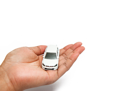 necessity: A little car in our hand, The car is a necessity for the common people.