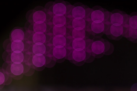 PInk abstract background from light at night