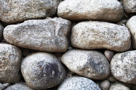 cobble: Toni di grigio muro ciottolo