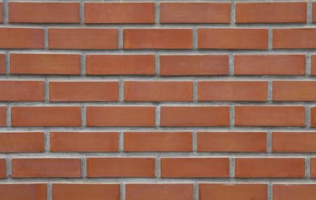 Brick wall new condition horizontal medium distance zoom