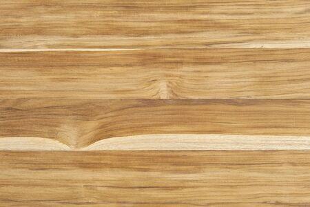 Texture of teak wood background, wood plank photo