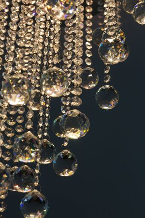 crystal chandelier: crystal chandelier with lighting