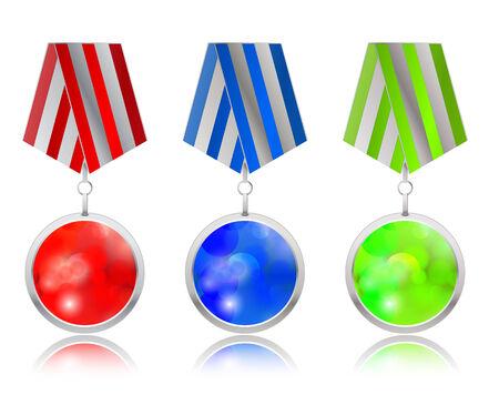 Blank sphere medallion