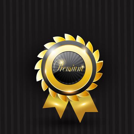 Gold Badge Premium