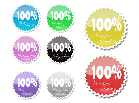 Collection vector labels Vector