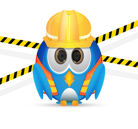 construction owl