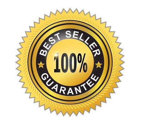 best seller: Vektor-Garantie Verkaufsschlager