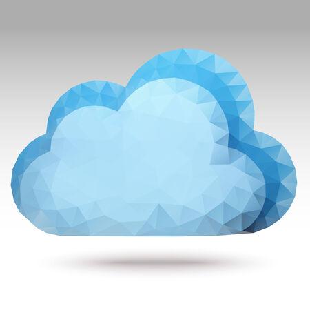 airwaves: polygon cloud
