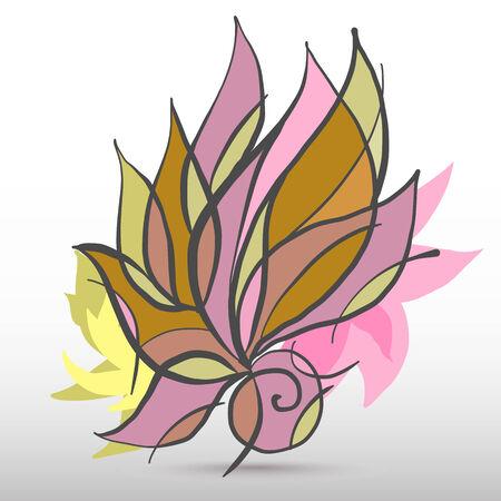 flower art: Flower art