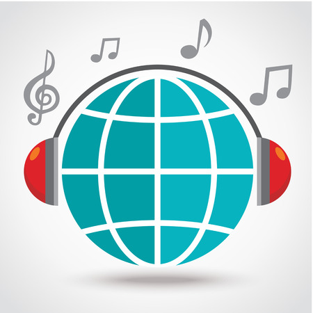telecommunications equipment: World Music