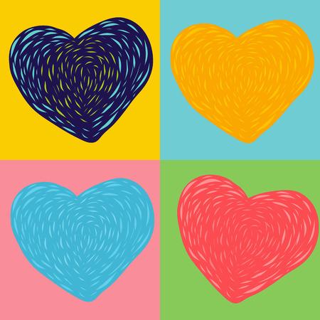 Heart Imagine Çizim