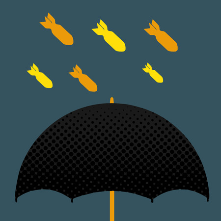 warhead: Umbrella Bomb Illustration
