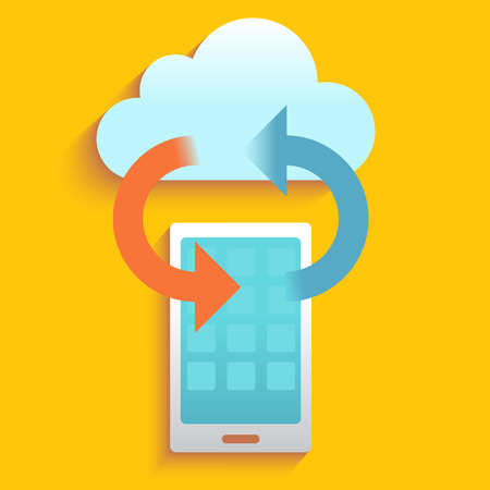 safty: Smart phone and cloud data