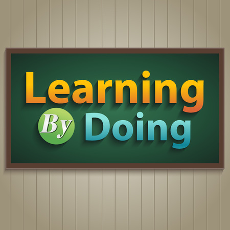 Learning by doing Çizim