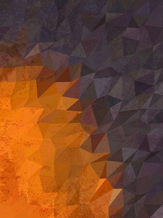 two tone: Two tone color of geometry background