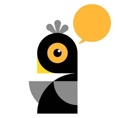 graphic: Graphic bird