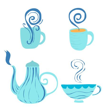 Art of tea accessories Çizim