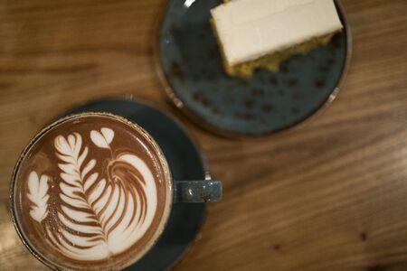 capuchino: coffee cup espresso cappuccino latte art capuchino pie