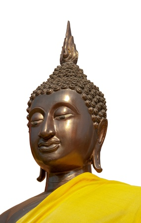 Buddha statue at Maerem temple