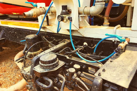Pneumatic and Hydraulic Systems of Trucks