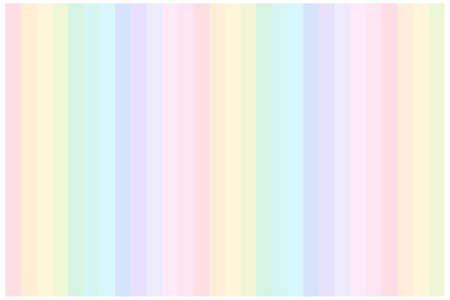 sweet rainbow pastel set collection abstract background