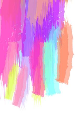 watercolor brush stroke background