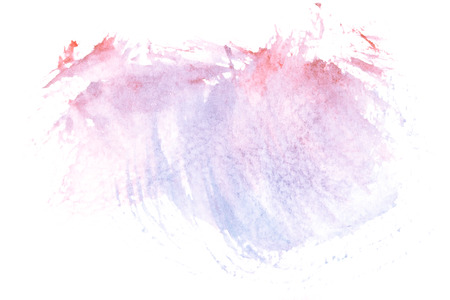 Abstract watercolor illustration. Watercolor painting on paper. Abstract background. Stockfoto