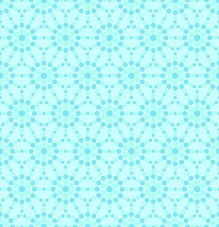 repeating background: Geometric circle seamless pattern. Vector illustration. Abstract background. Illustration