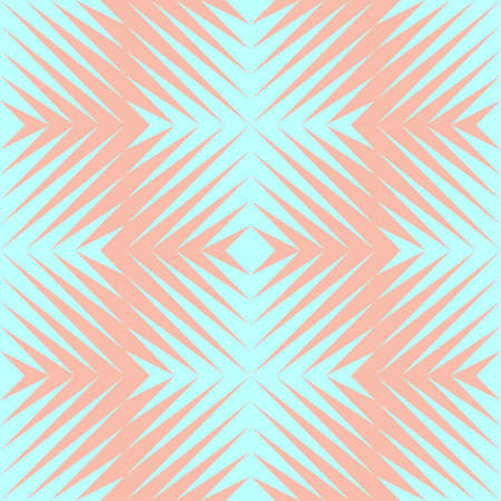 at the edge of: Geometric jagged edge seamless pattern. Vector illustration. Abstract background.