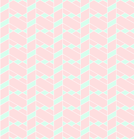 trapezoid: Geometric seamless pattern background with line, rhombus, trapezoid and triangle. Abstract background. Vector seamless pattern illustration. Illustration