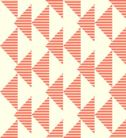 Geometric seamless pattern background with stripe. Abstract background. Vector seamless pattern illustration. Illustration
