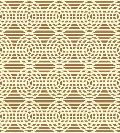 fake diamond: Geometric seamless pattern background with line and oval shape.