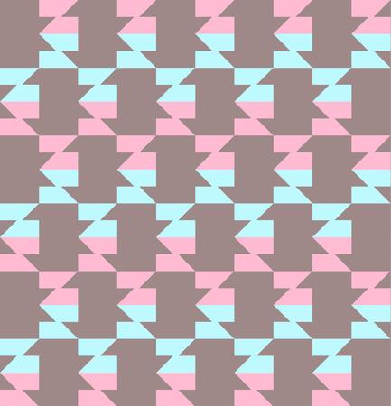 repeat pattern: Geometric seamless pattern background. Abstract background. Vector seamless pattern illustration. Illustration