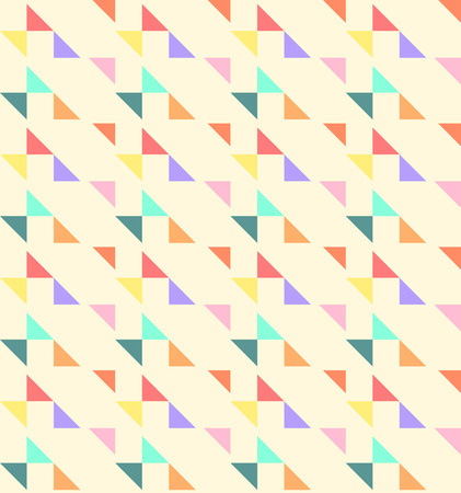 trapezoid: Geometric seamless pattern background with triangle and trapezoid. Abstract background. Vector seamless pattern illustration.