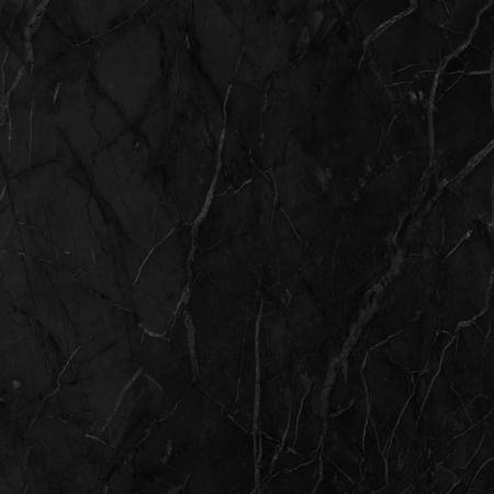 Black marble texture pattern. Closeup stone surface natural abstract background.