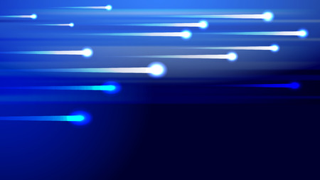 Abstract speed blue light and shade creative background. Vector illustration.