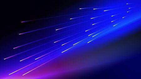 Abstract light and shade creative hi-speed technology background. Vector illustration. Vektorgrafik