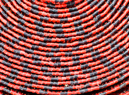 abstract mats red and black texture pattern background . photo