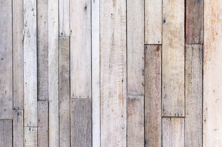 wood plank: Brown wood plank wall texture background. Stock Photo