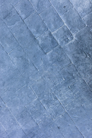 stone worktop: Slate texture vinyl flooring a popular choice for modern kitchens and bathrooms. Stock Photo
