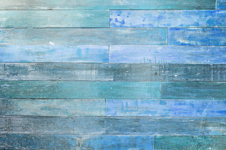 wooden panel: high resolution blue wood texture background .