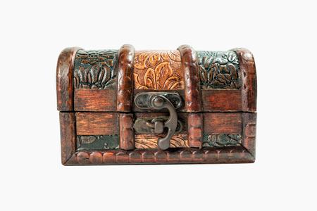 exempt: wooden box, wooden chest, treasure chest, treasure chest