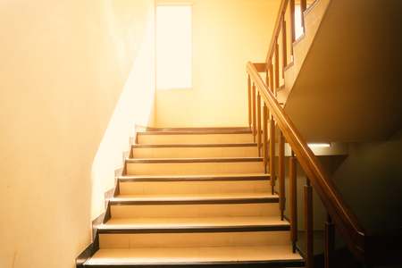 emergency stair: fire exit stairs in office .