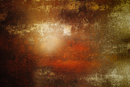 Rusty metal textured background. Imagens