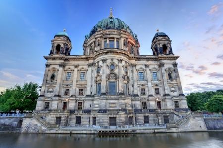 dom: Cathédrale de Berlin Berliner Dom Berlin, Allemagne