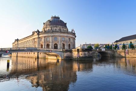 bode: Bode Museum on museum island, Berlin, Germany Editorial
