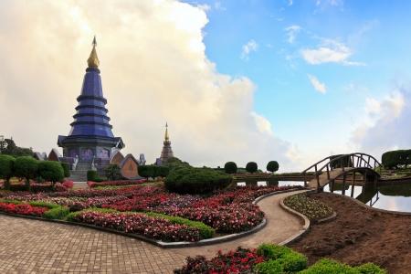 doi: Doi Inthanon, Chiangmai, Thailand