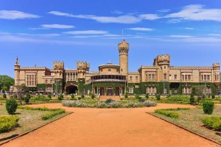 Palace Bangalore, Bangalore, India Foto de archivo - 22926477