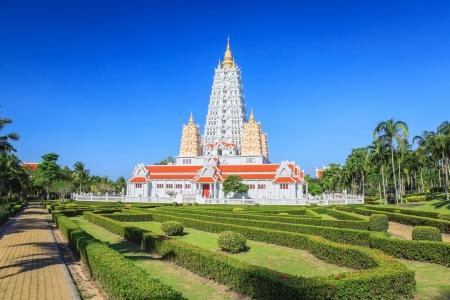 Indian style Pagoda at Pattaya, Thailand