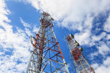 telecom: telecom self support tower